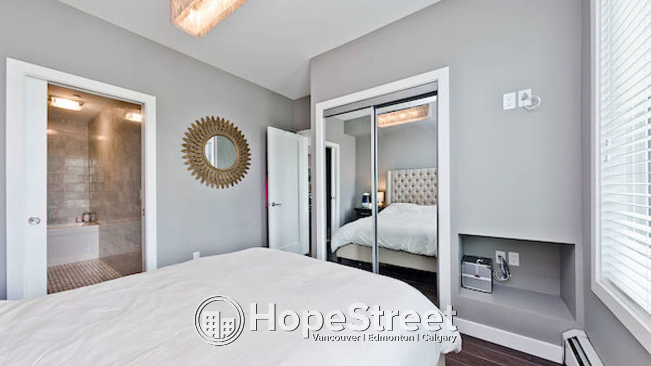 2 Bedroom Luxurios Condo for Rent in Hillhurst: Heat & Water Included