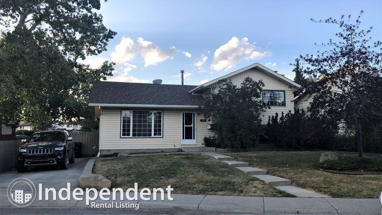 4 Bd House located on Corner lot next to beautiful city park in Abbeydale
