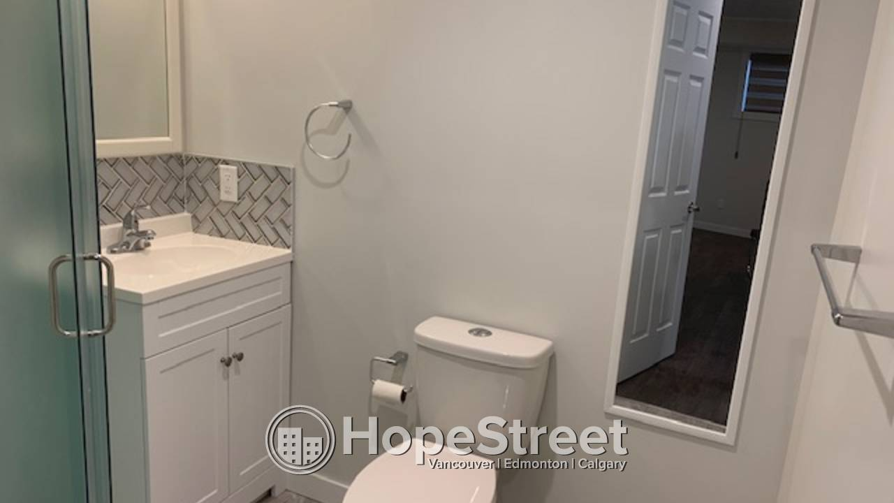 1 Bedroom BRAND NEW Basement Suite in Chapelle