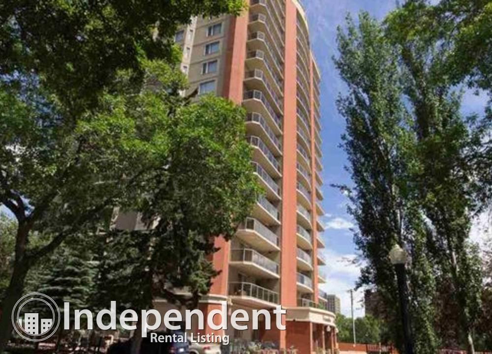 1803 - 9741 110 Street NW, Edmonton, AB - $1,875