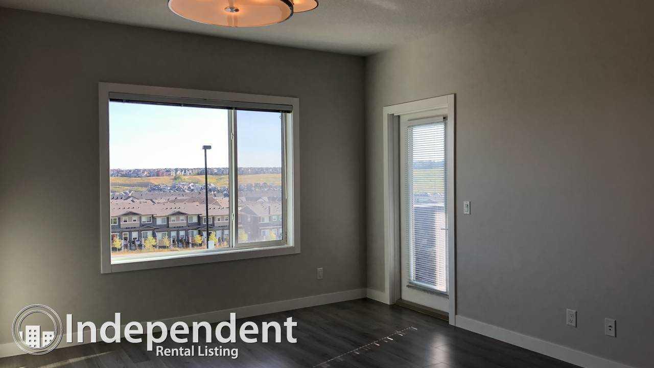 Modern 2 Bd + DEN Condo for Rent in Sage Hill