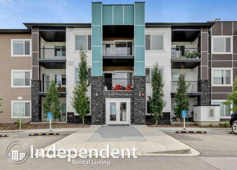 214 - 20 Sage Hill Terrace NW, Calgary, AB - $1,595