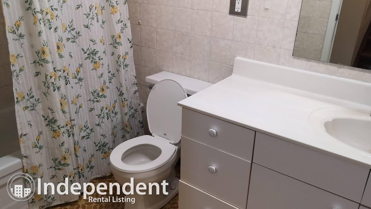 2 Bd,1 Bath in Windsor Park: Available Until END of DECEMBER 2020