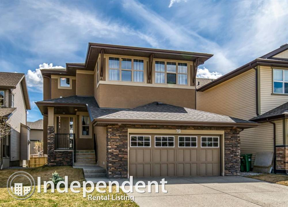 78 Chaparral Valley Grove SE, Calgary, AB - $2,800