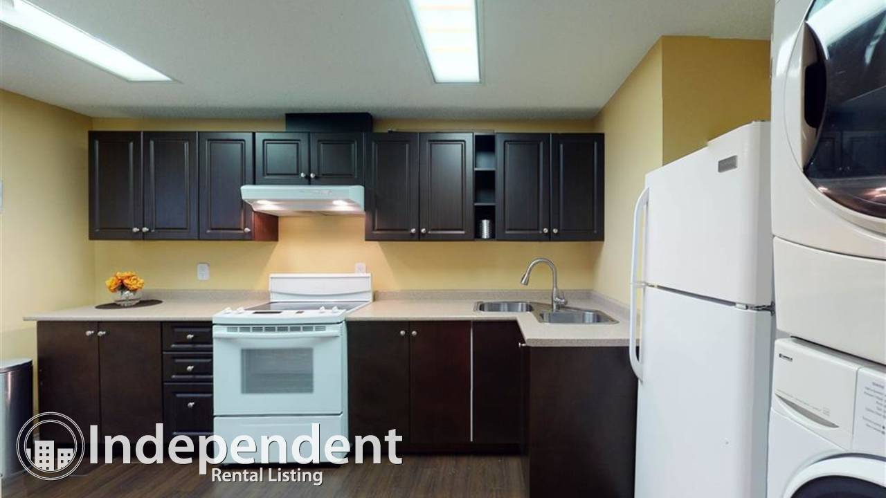 1 Bedroom Spacious Basement Suite For Rent in Highlands