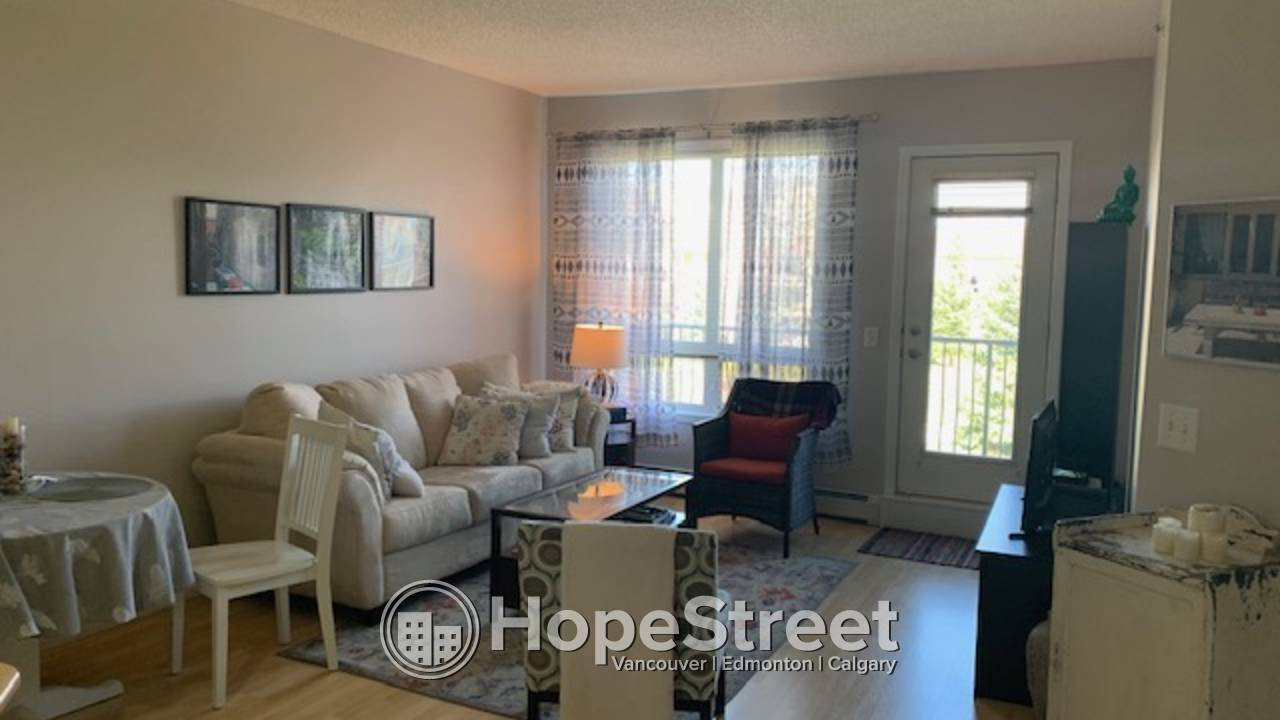 1 Bedroom Condo for Rent in Belvedere: Utilities Included