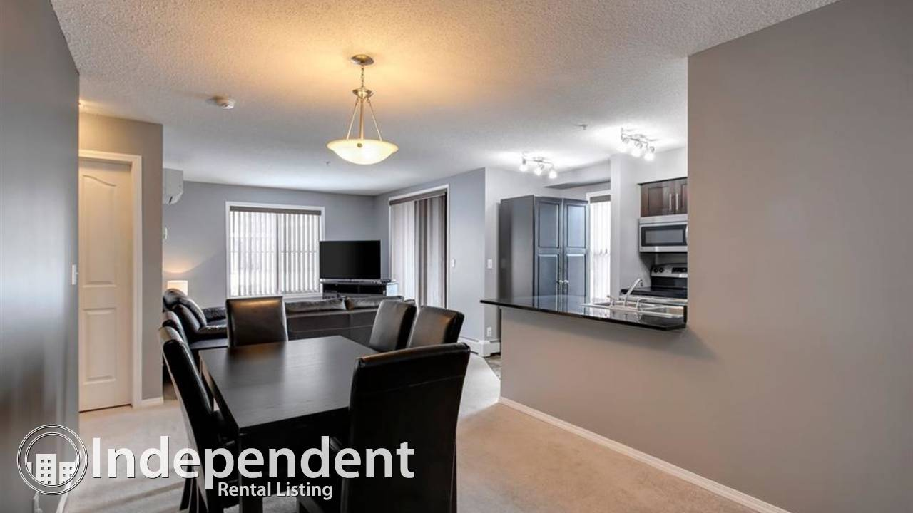 2 Bedroom Exceptional Condo for Rent in Rutherford