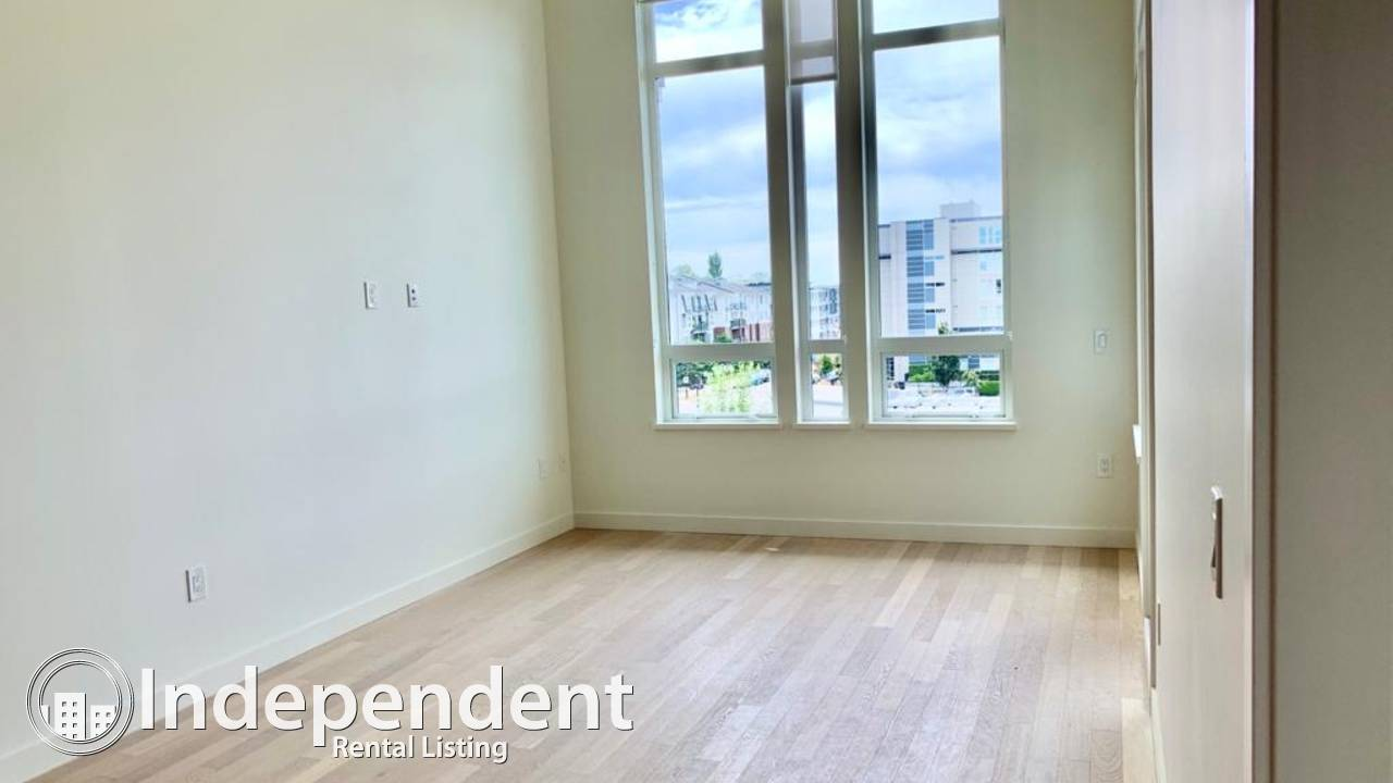 Fantastic, NEW 2 BED Condo For Rent in RICHMOND