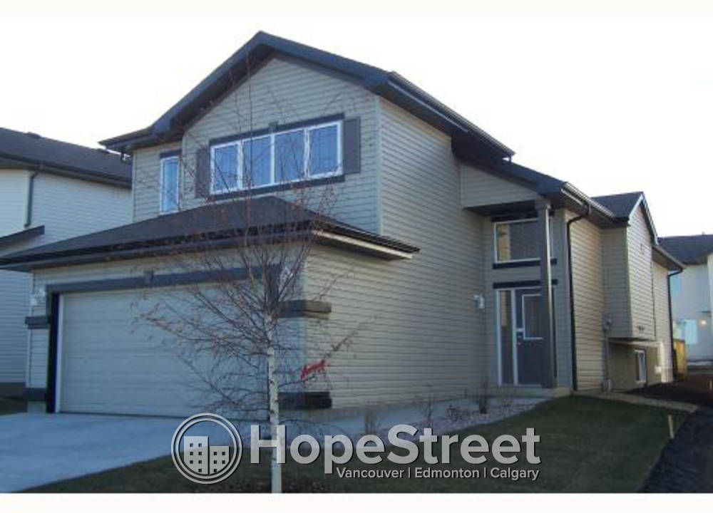 504 60th Street SW, Edmonton, AB - $2,000
