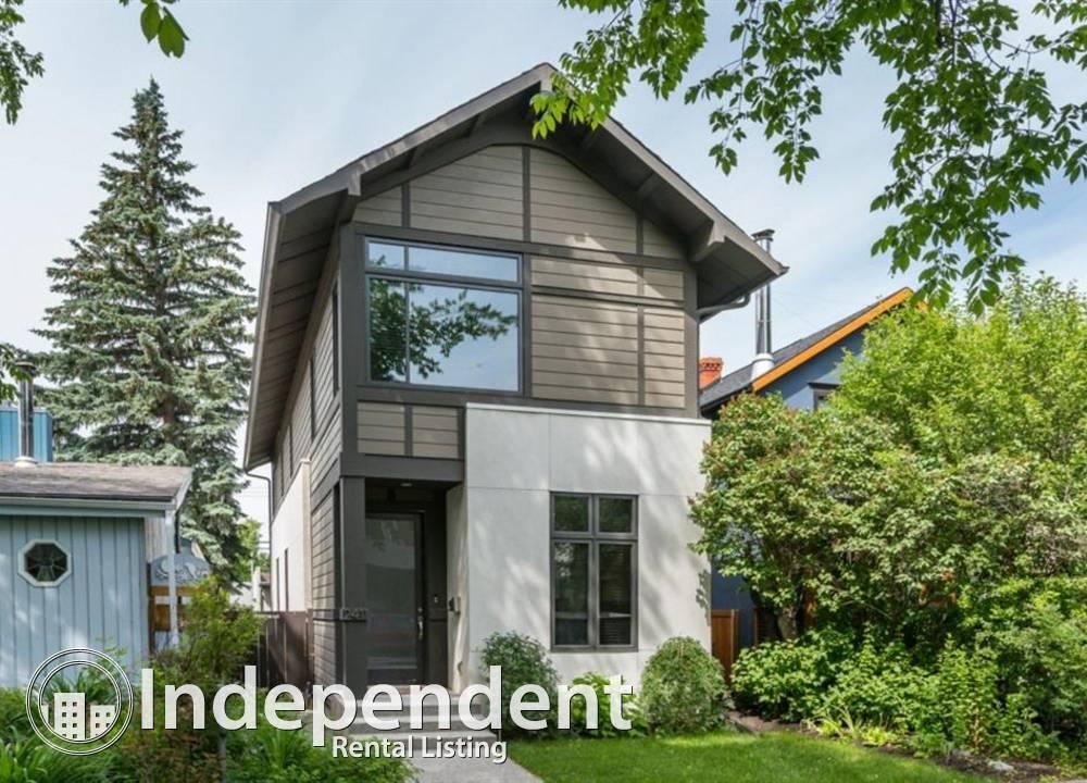 2411 26A St SW, Calgary, AB - $2,700