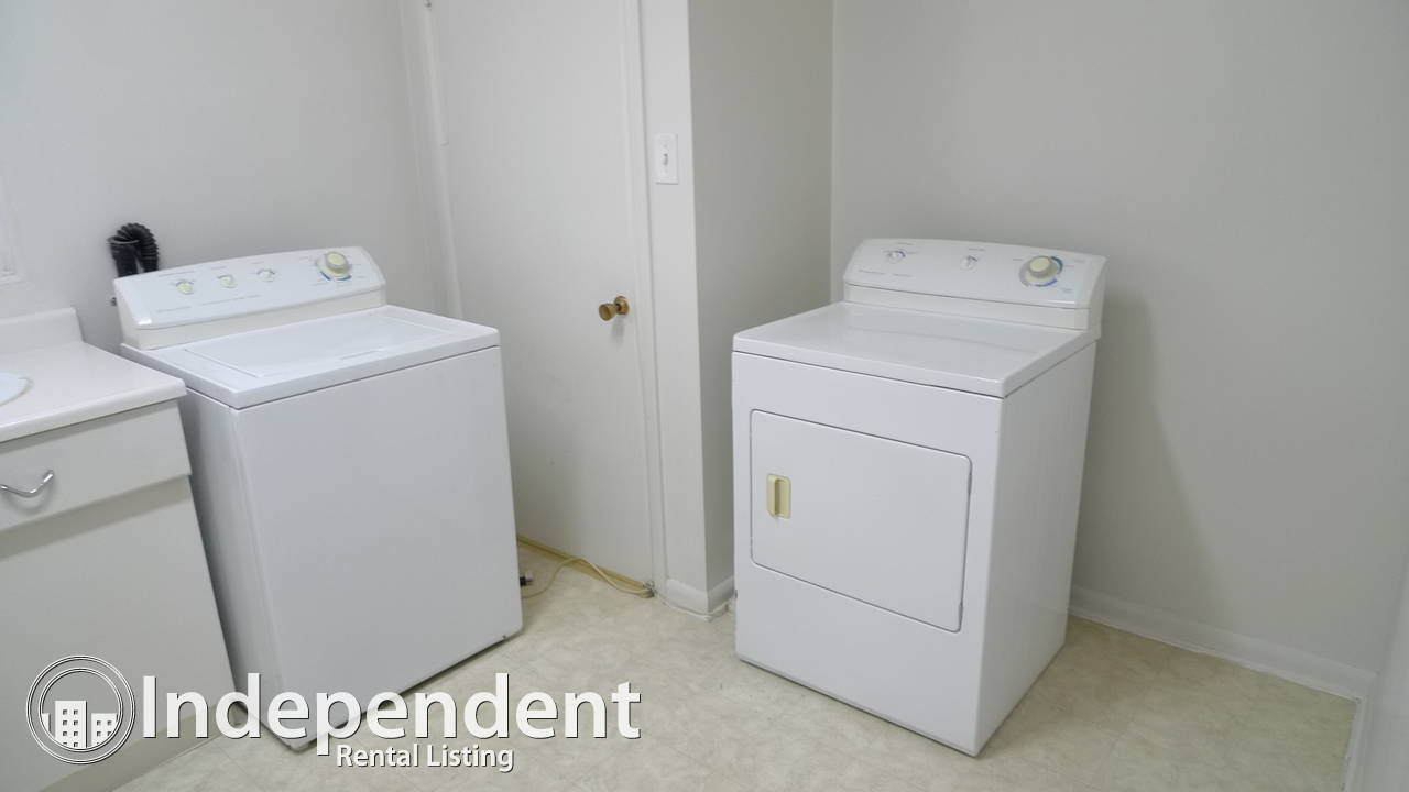 2 Bd Suite In Windsor Park: Available until END of MARCH 2021: UTIL INCLUDED