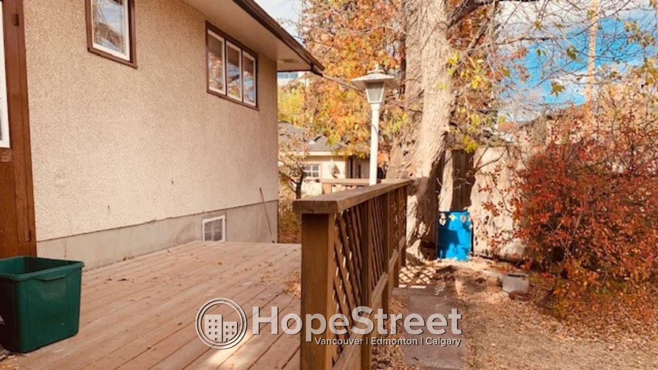 LOCATION! LOCATION! LOCATION! 3+1 Bd Home in Windsor Park: Dog Friendly
