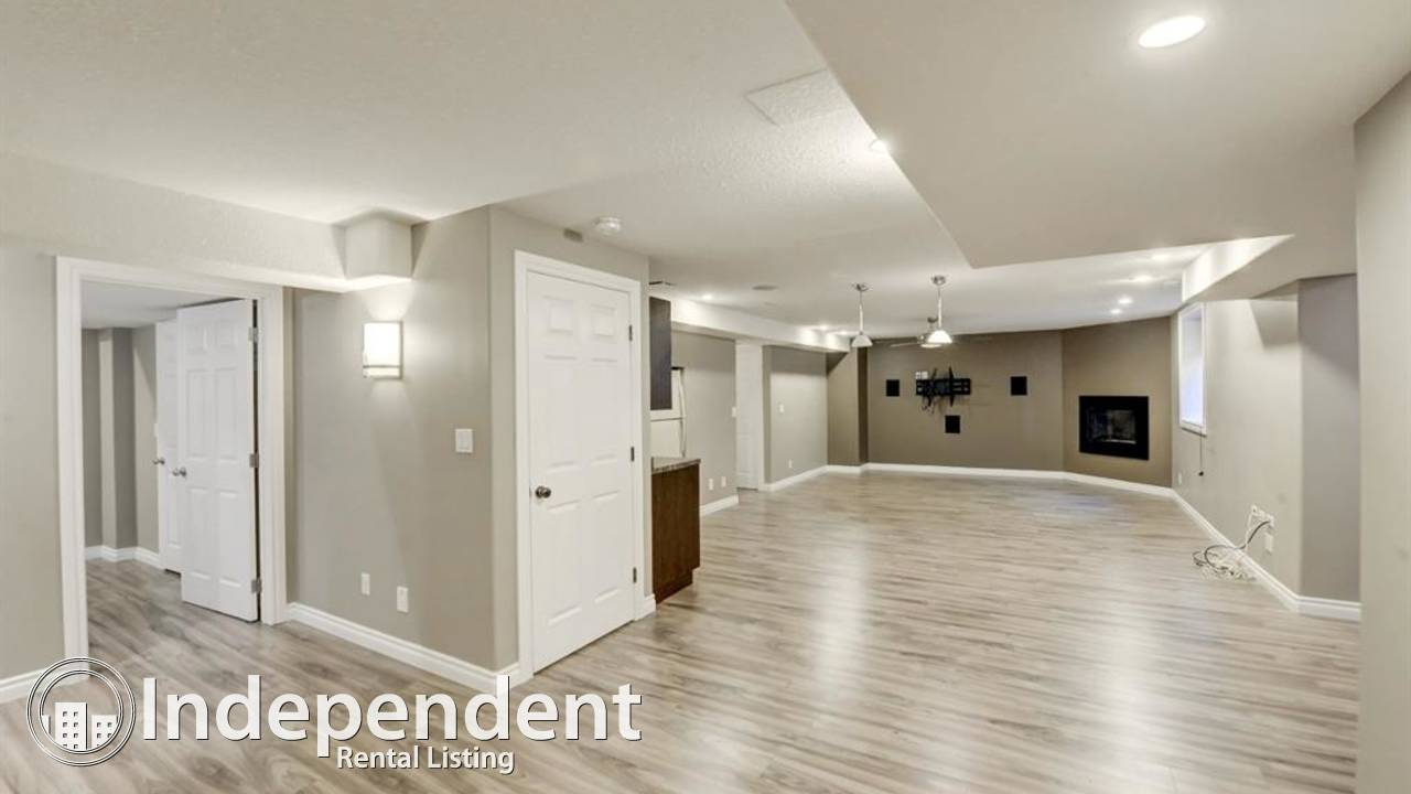 Stunning & Spacious House for Rent in Signal Hill