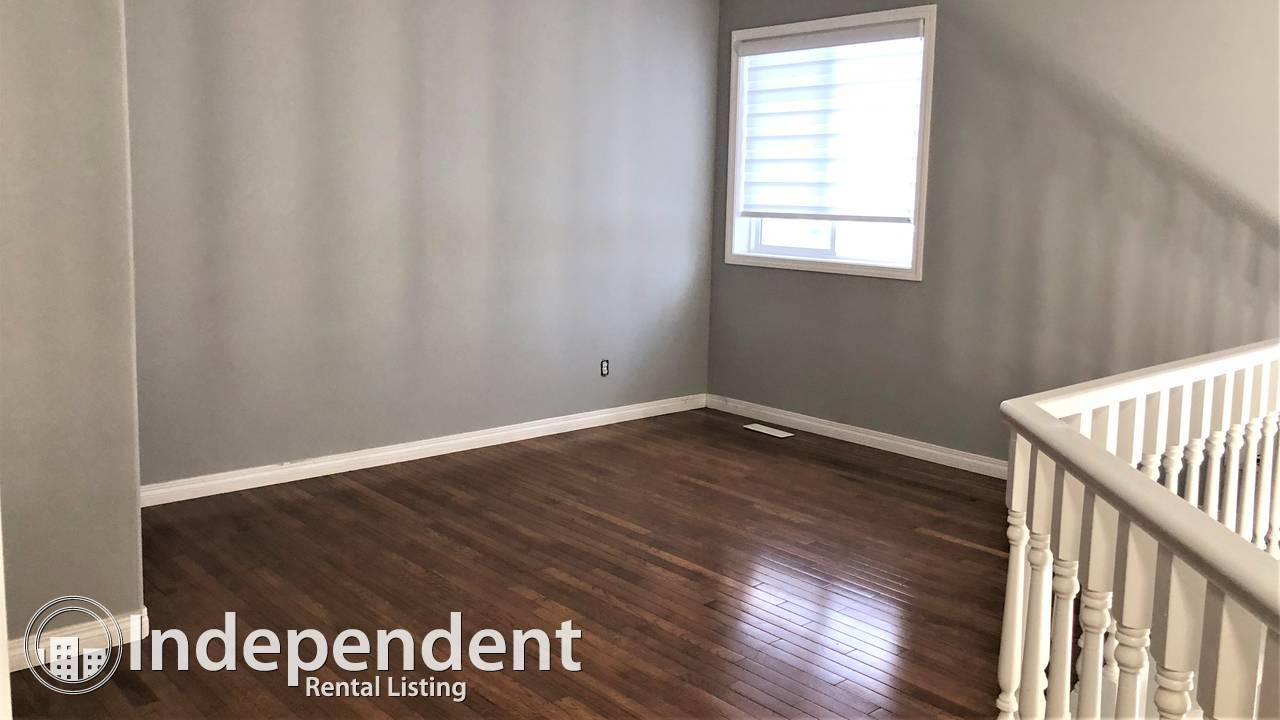 3+1 Bed House for Rent in West Springs: Pets Negotiable!
