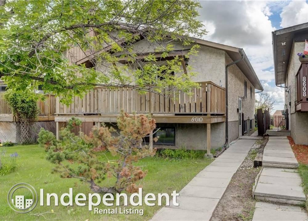 MAIN - 8610 Berwick Road NW, Calgary, AB - $1,075 CAD/ month