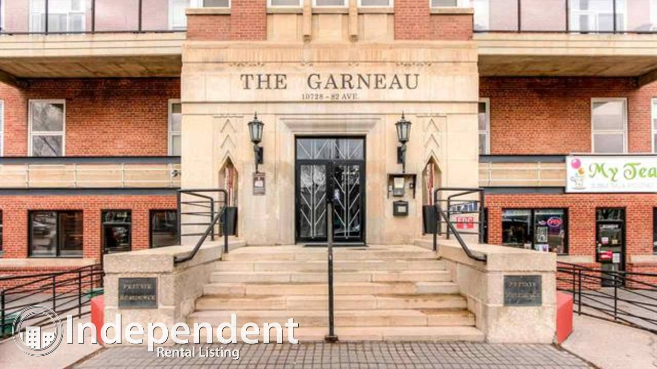 2 BR Executive Condo in the heart of Edmonton's cultural & entertainment district!