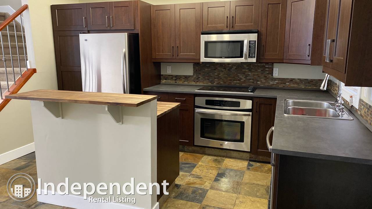 LAST MONTH FREE RENT - 2 BR Condo for Rent in Garneau!