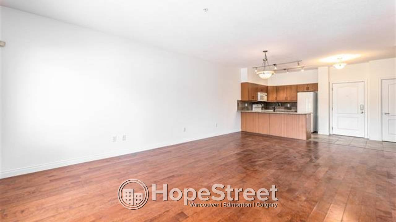 1 BR + DEN Condo for Rent in  in prestigious Whitemud Ridge: Adult Only Building (21+)
