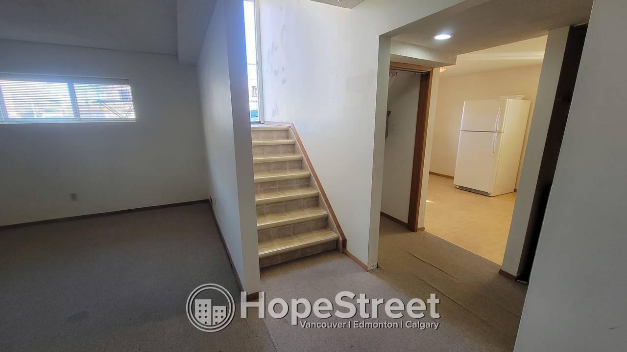 2 Bedroom Lower Suite in West Hillhurst!