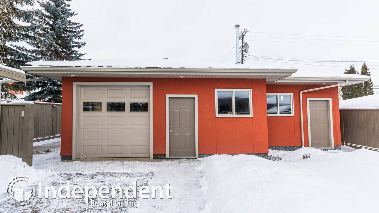 Stunning Bungalow for Rent in Terrace Heights w/ Heated, Double Garage!