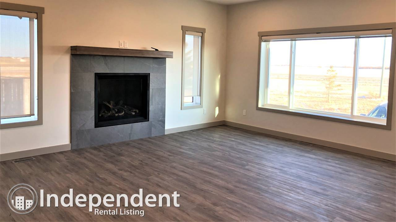 BEAUTIFULLY RENOVATED 3 BR HOUSE FOR RENT IN LANGDON!