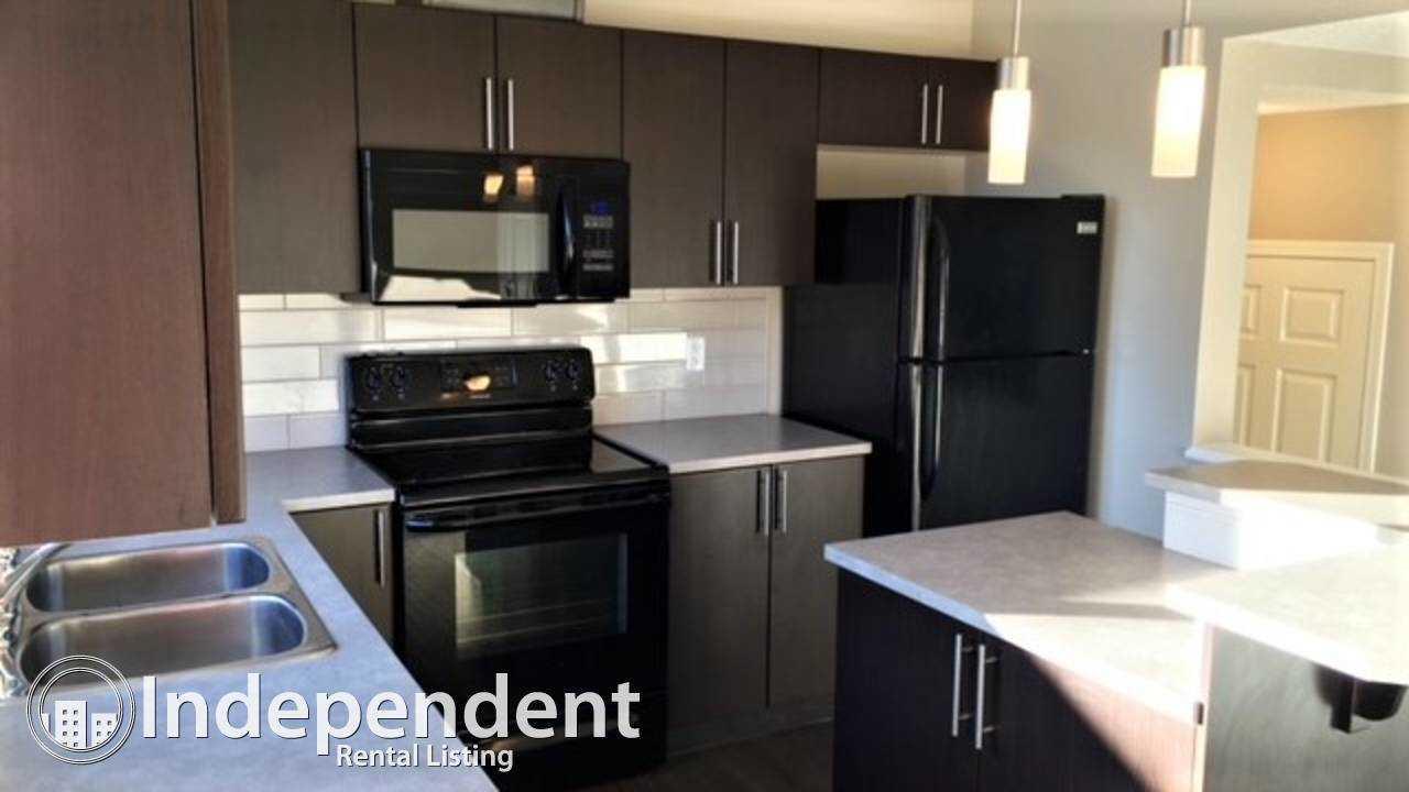3 BR Beautiful Duplex for Rent in Summerside!