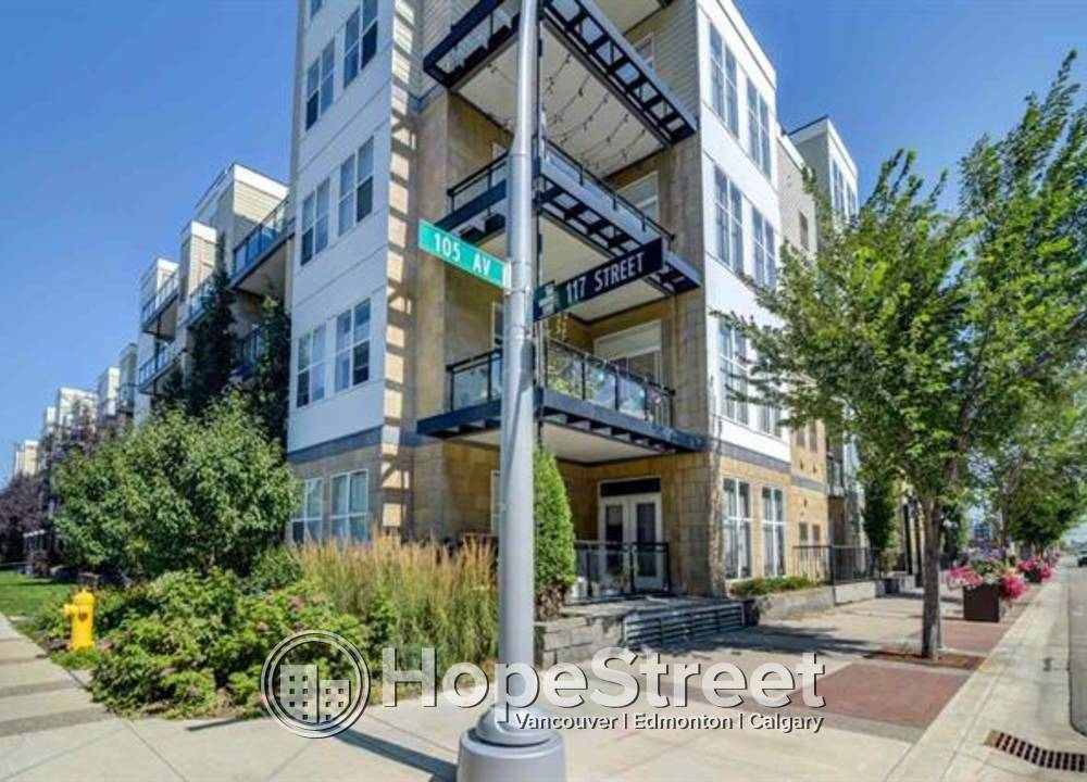232 - 10531 117 Street NW, Edmonton, AB - $1,400 CAD/ month