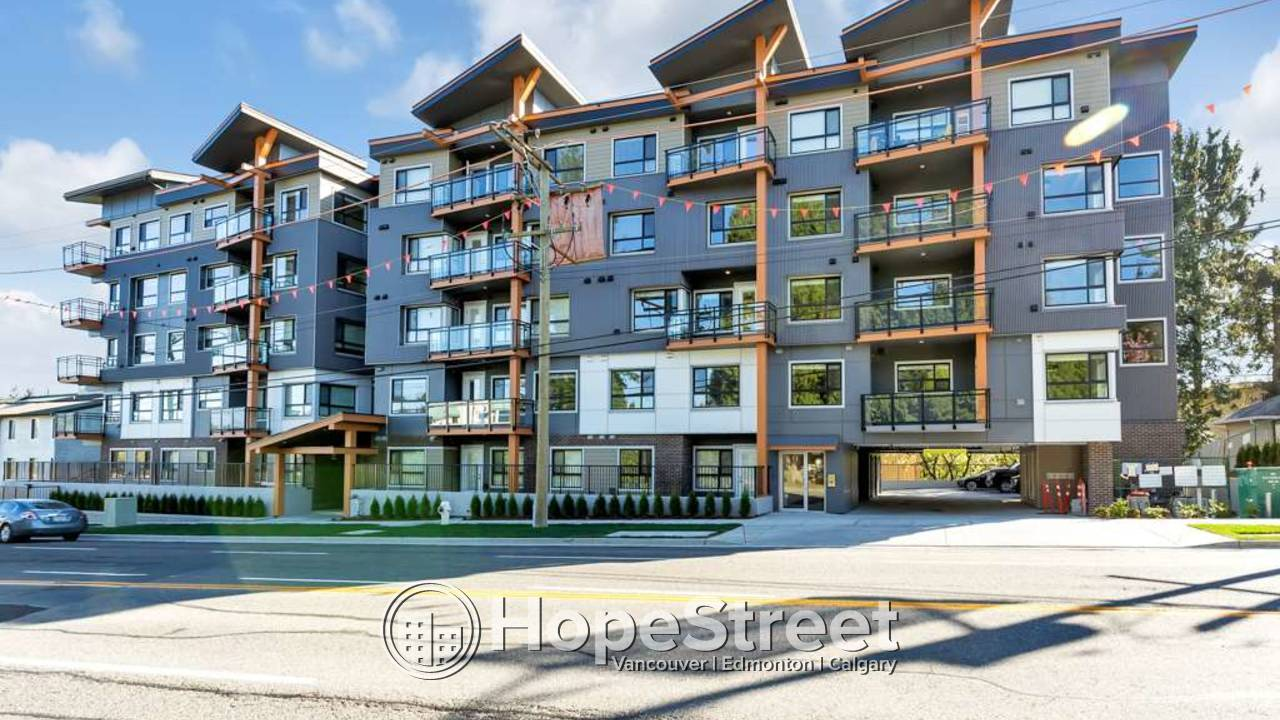 2 BR Brand New Condo for Rent in Abbotsford/ UNDGR. PARKING & IN-SUITE LAUNDRY.