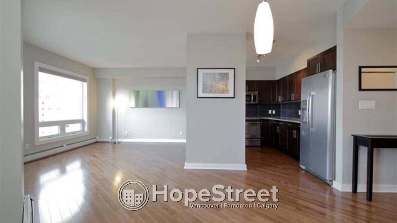 2 BR Condo for Rent in Downtown w/ Undgr. Parking & In-suite Laundry