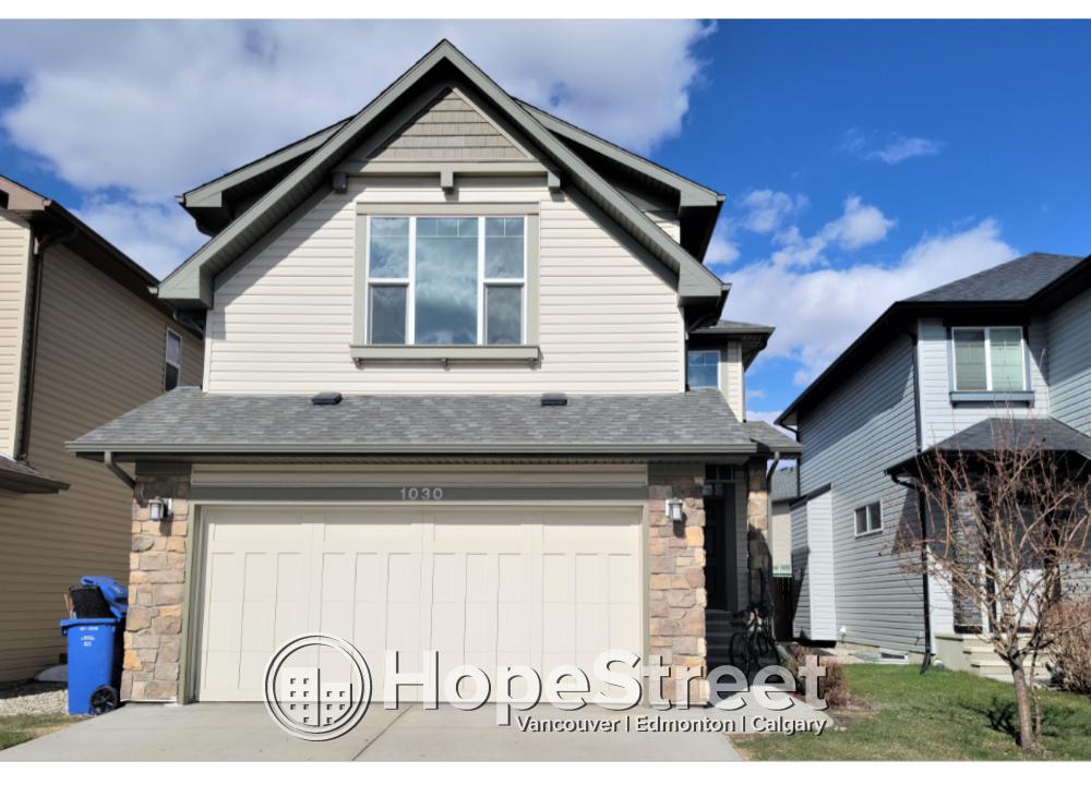 1030 Brightoncrest Common  SE, Calgary, AB - $2,400 CAD/ month