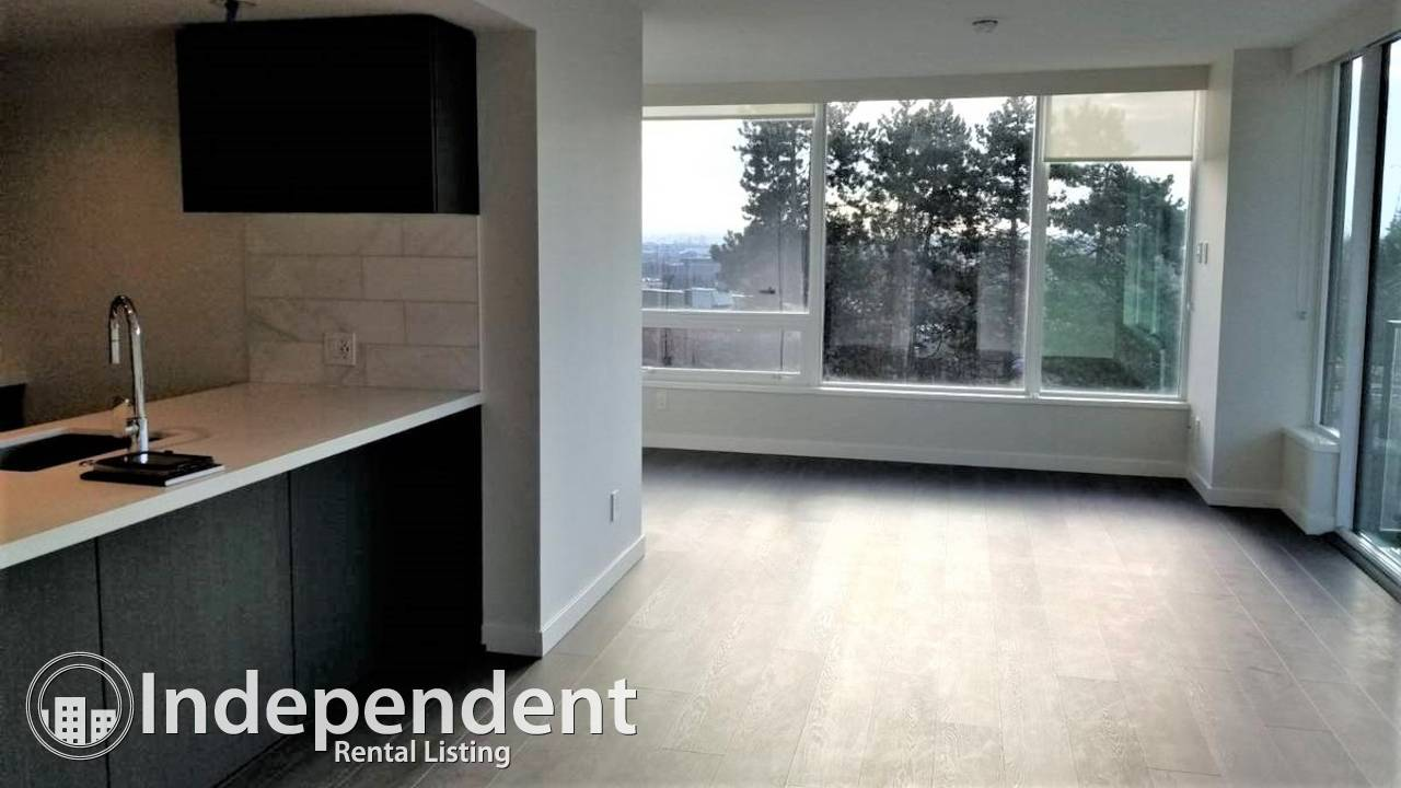 2 BR Condo for Rent in the most desirable Vancouver West Side's Cambie Corridor.