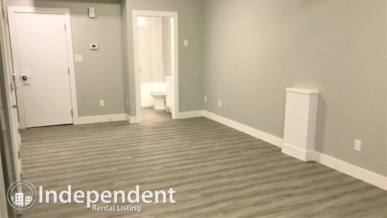 2 BR BRAND NEW Basement Suite for Rent in The Orchards at Ellerslie.