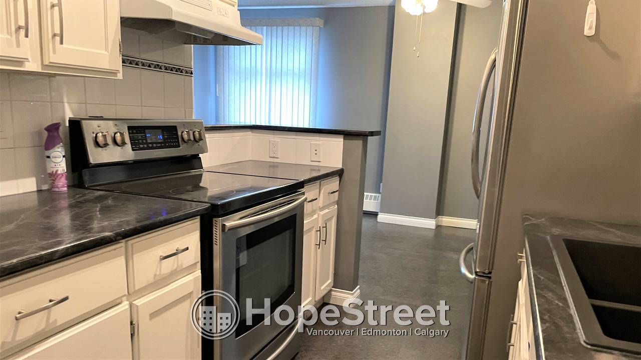 2 BR Condo for Rent in Bowness with view of Canada Olympic/ Adult Building (18+)!
