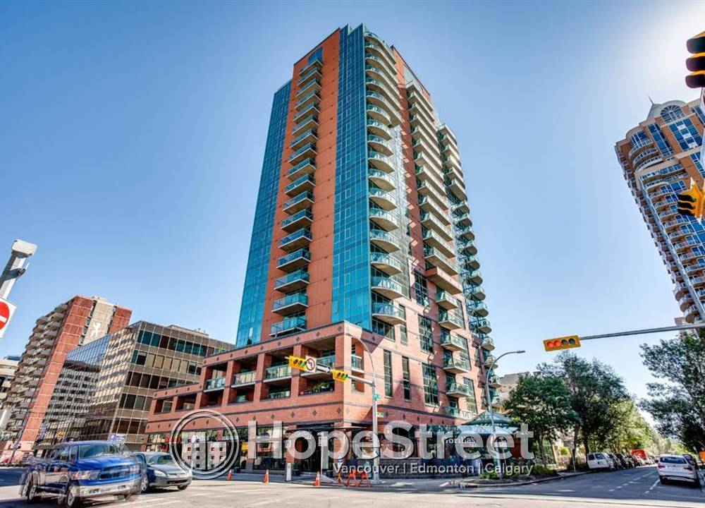 1703 - 836 15 Ave SW, Calgary, AB - 1,900 CAD/ month