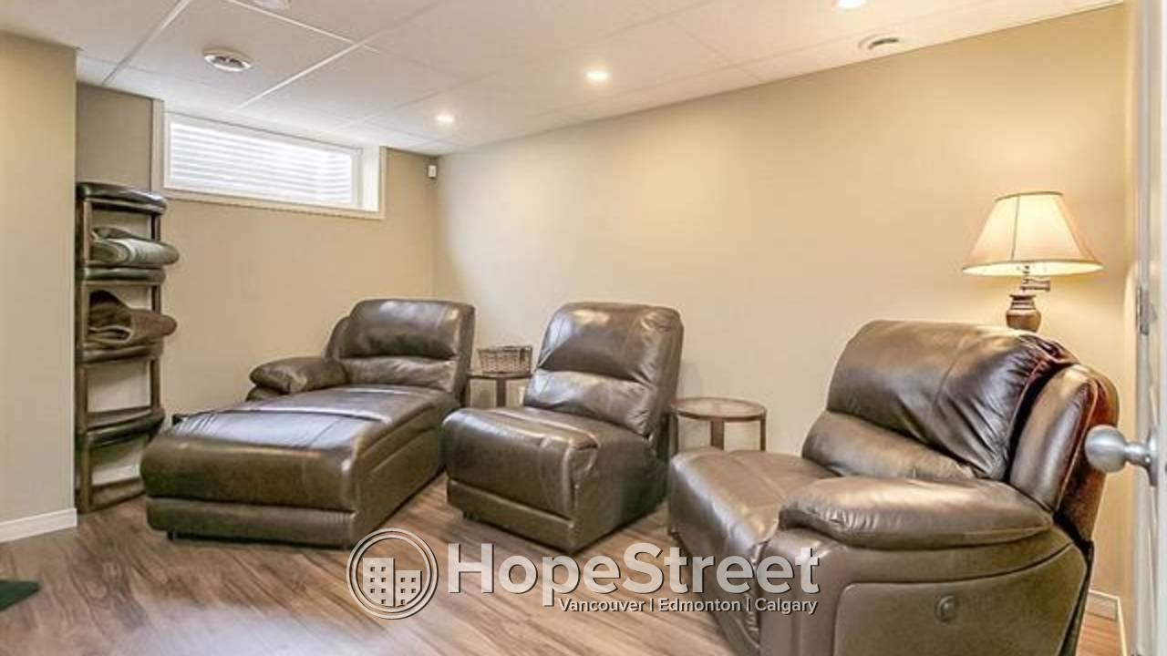 3 BR Duplex for Rent in McConachie Area!