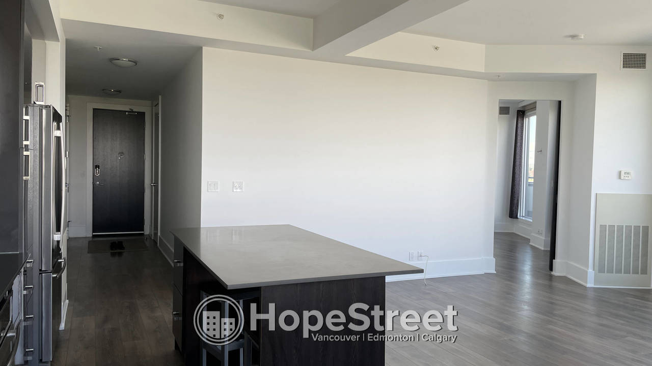 2 BR + DEN Penthouse for Rent in East Village!/ Heat & Water Included!