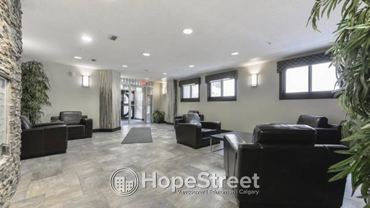 2 Bedroom Condo for Rent in Downtown w/  TWO tandem PARKING STALLS