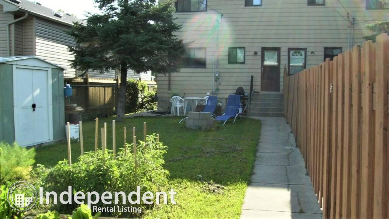 3 Bedroom Duplex for Rent in Inglewood!