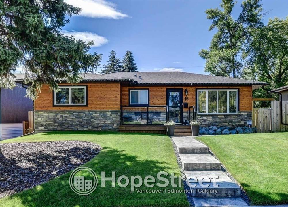 15 Klamath Place  SW, Calgary, AB - 2,895 CAD/ month