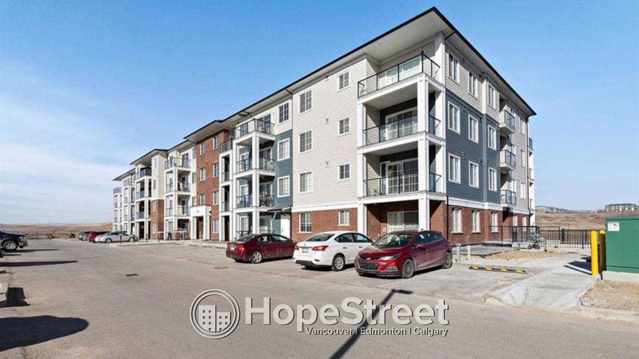 BRAND NEW 2 Bedroom Condo For Rent in Sage Hill/ Undgr. Parking!
