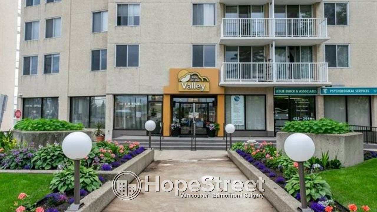 1 BR Condo for Rent in Oliver/ Heat, Water & Electricity Included