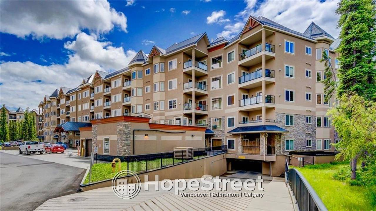 2 Bedroom Condo for Rent in Discovery Ridge with Underground Parking.