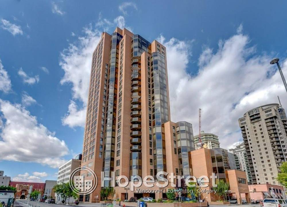 1901 - 1100 8 Ave SW, Calgary, AB - 2,200 CAD/ month