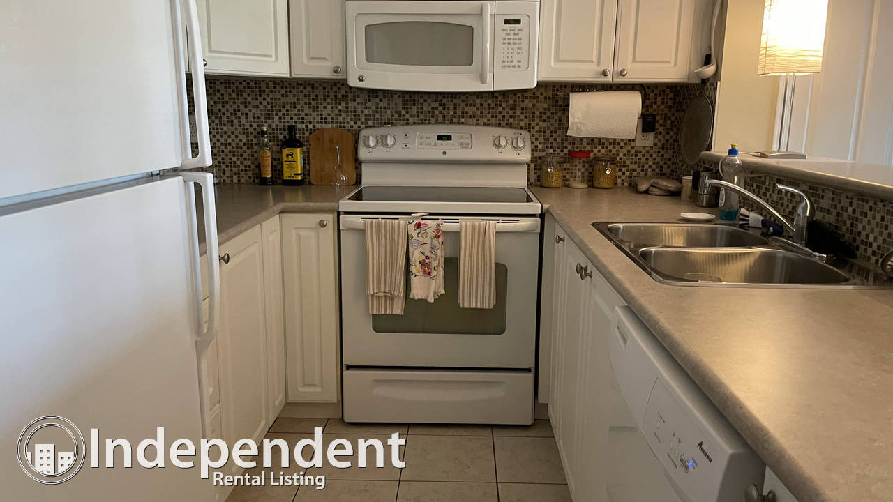 2 BR Condo for Rent in Chaparral/Adult Building 45+.