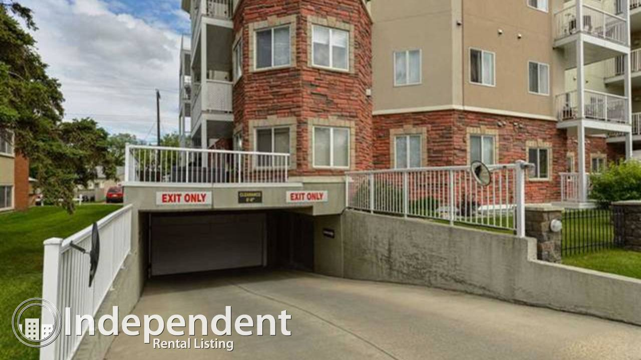 1 BR + DEN Condo for Rent in Bonnie Doon/ Adult Buildig (45+)