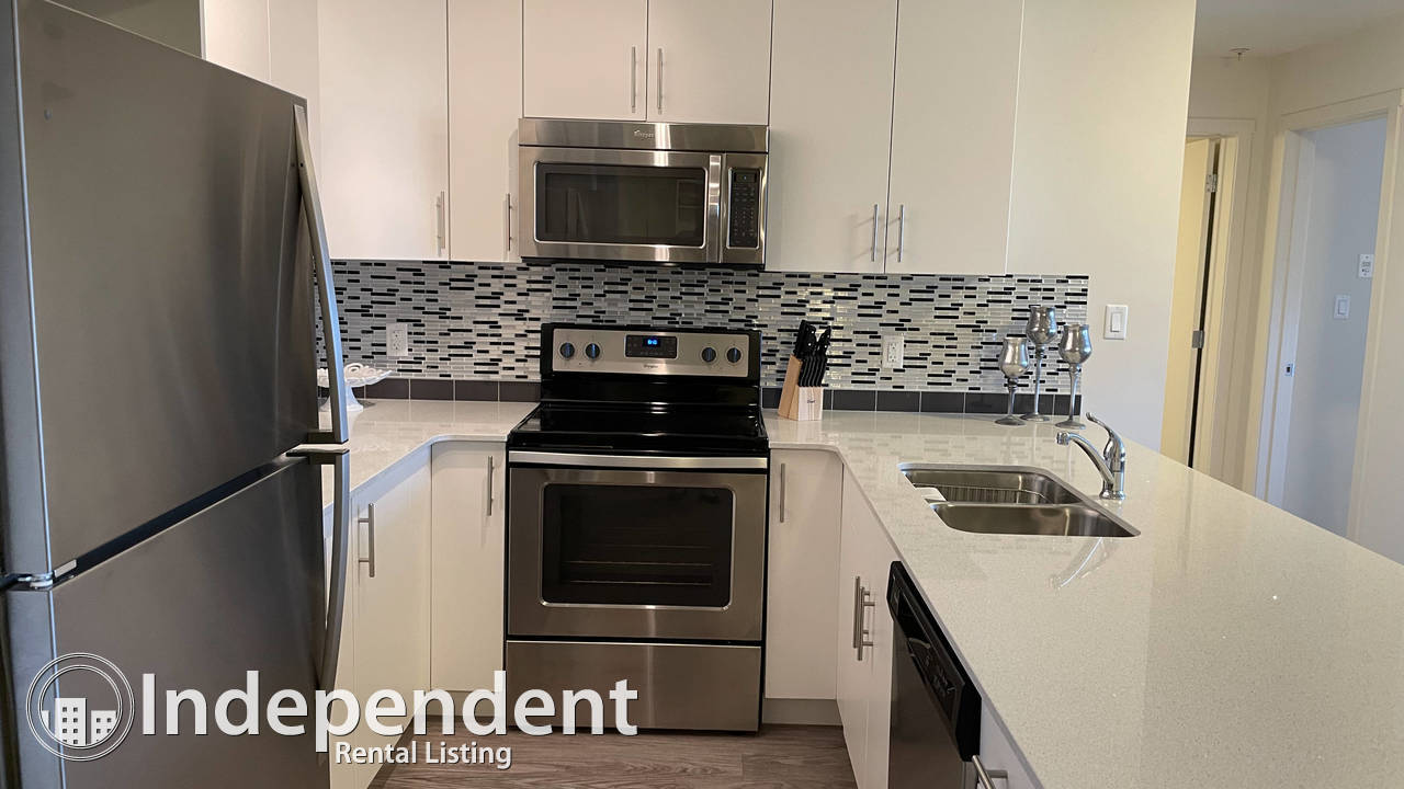 2 Bed Condo for Rent in Skyview w/ Undgr. Parking.