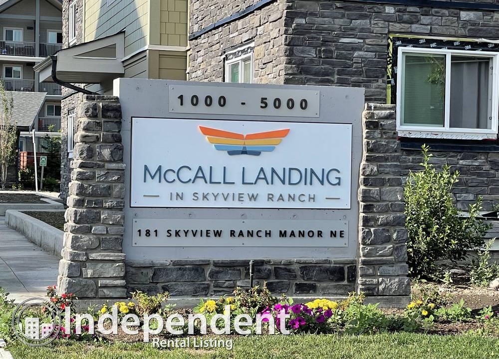 3316 - 181  Skyview Ranch Manor NE, Calgary, AB - 1,350 CAD/ month