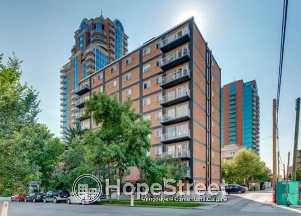 303 - 1411 7 Street SW, Calgary, AB - 1,500 CAD/ month