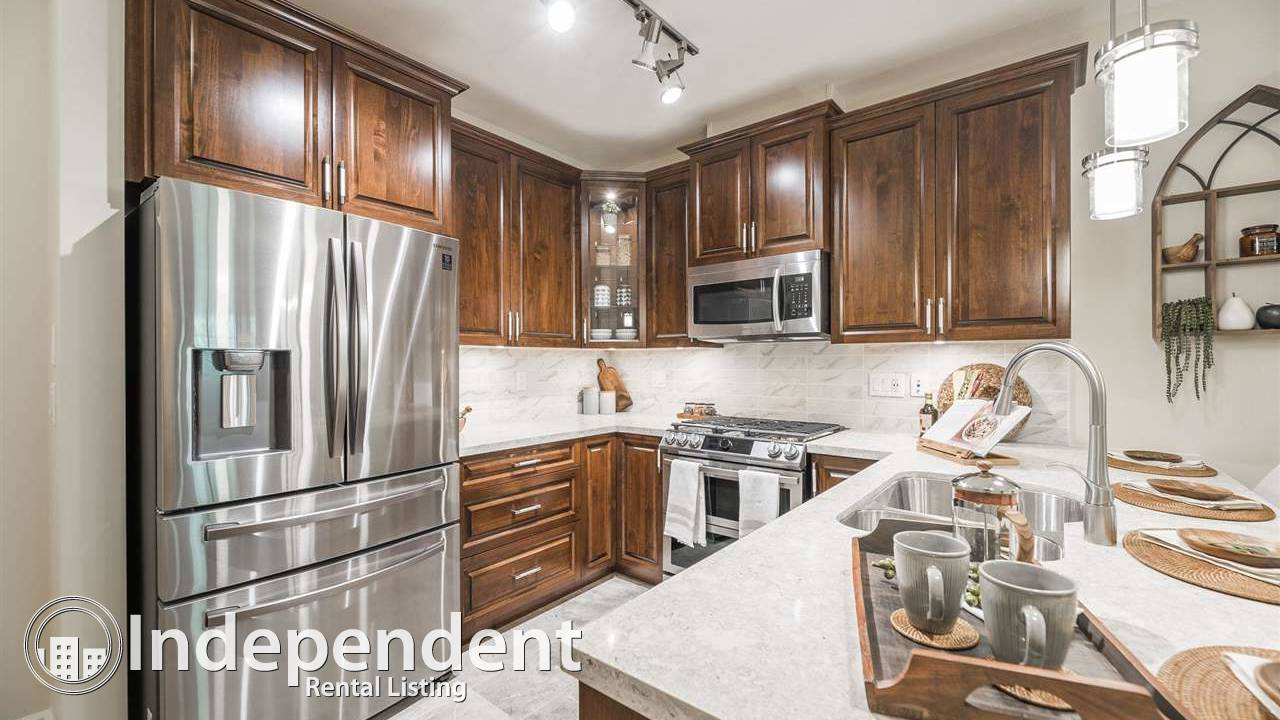 BRAND NEW/ 3 BR Apt .w/ Mountain View at Yorkson Park!