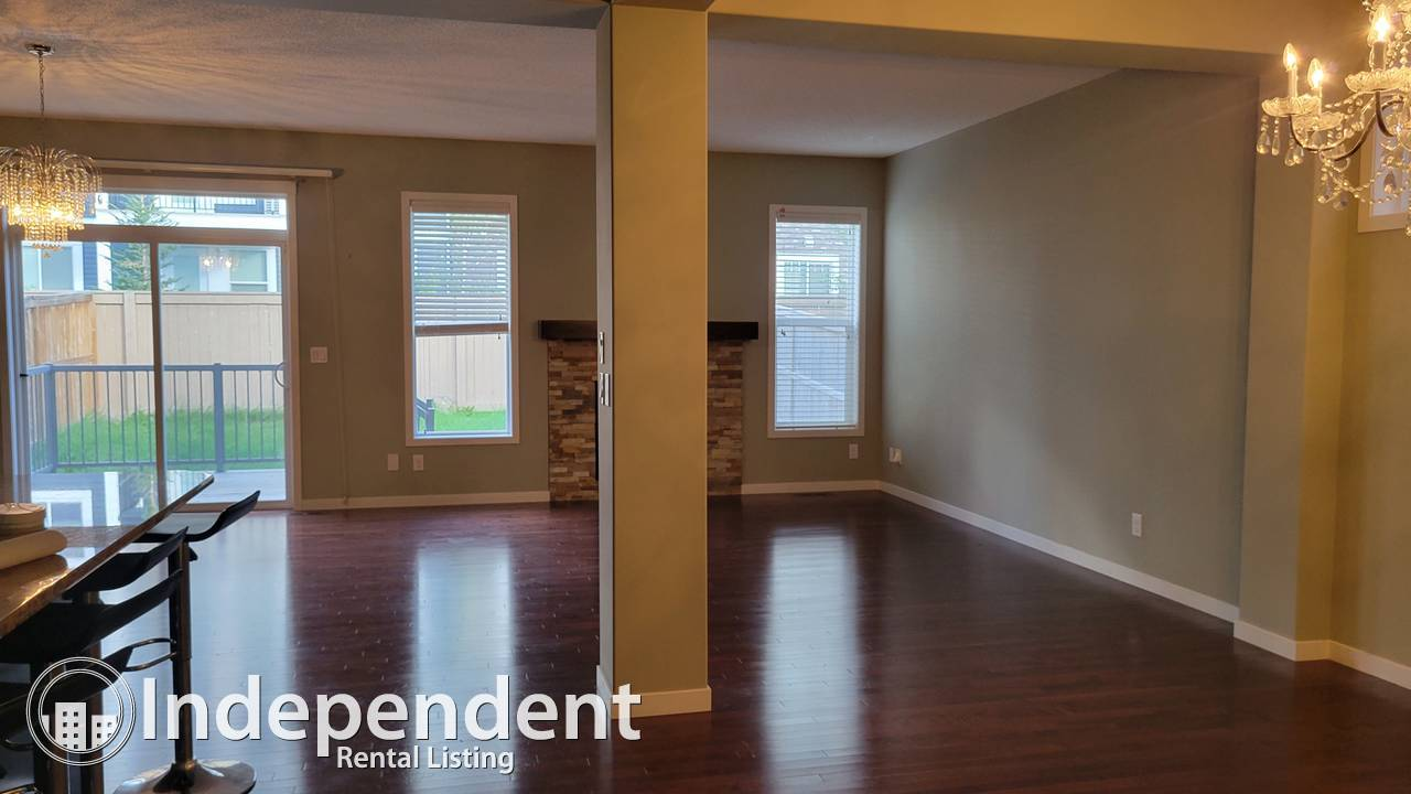 Exceptional 3 Bed Upper Levels Suite for Rent in Skyview w/ Attached Garage.